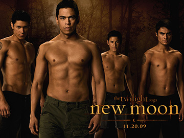 New Moon Team Jacob Bronson Pelletier