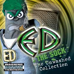 Ed The Sock Album Cover