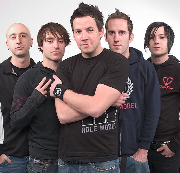 Simple Plan: The World Gone Crazy