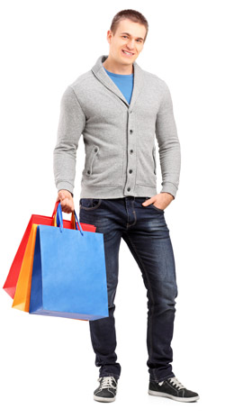 Shopping Guy