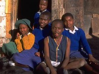 Orphans In Africa: The Innocent Victims Of AIDS