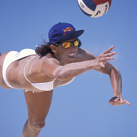 Beach Volleyball Jody Holden