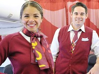 Flight Attendants Wanted…Could This Be Your Dream Job?