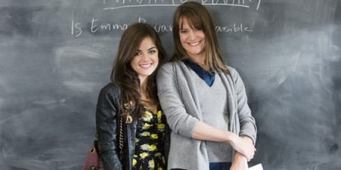 sara shepard pretty little liars