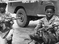 Forced To Fight: Child Soldiers In The Third World