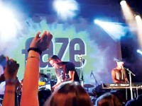 Video: Faze Presents Power Up Party 2014 feat. Neverest, 4Count and more!