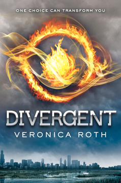 veronica-roth- Divergent