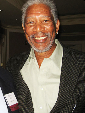 Prom Night in Mississippi Morgan Freeman