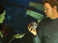 """""""Guardians Of The Galaxy"""" Gets A Good Laugh"""