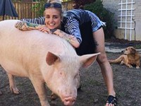 Do You Love Animals As Much As Phoebe Dykstra?