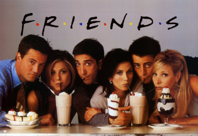 Friends tv show (2)