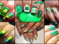 These 10 St. Patty Nail Designs Will Have You Looking Like A Million Bucks
