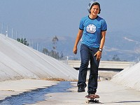 Vanessa Torres Skates Better Than You (And Nearly All The Boys)