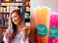 You're Invited! #AddSparkle With LaurDIY And Starbucks Teavana Sparkling Tea Juices