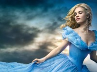FAZE EXCLUSIVE! Lilly James Working With Animals While On Set Of Cinderella