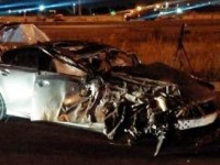 Man Killed After Losing Control While Allegedly Street Racing On Major Highway