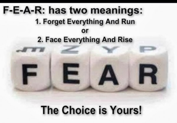 fear picture