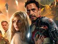 """Iron Man 3"" Strikes Gold Again"