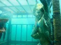 "A Chat With ""Shark Night: 3D"" Stars Sara Paxton and Dustin Milligan"