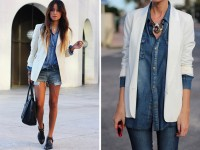 How To Style Denim On Denim