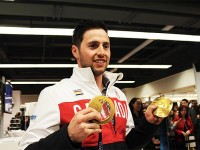 Two-time Olympic Gold Medalist Alex Bilodeau Comes To Town