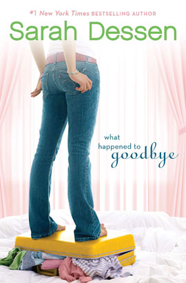 Sarah Dessen Interview - What Happened to Goodbye