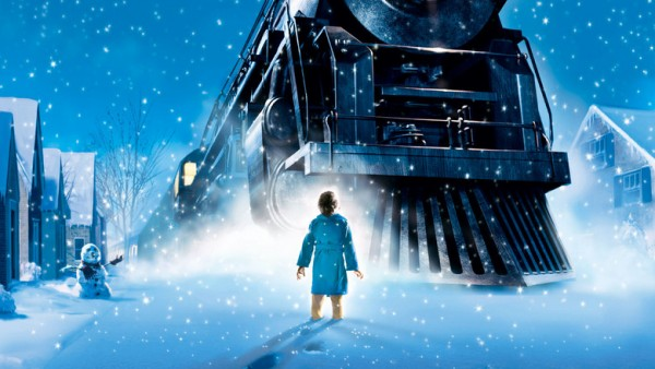Holiday Movies: the polar express