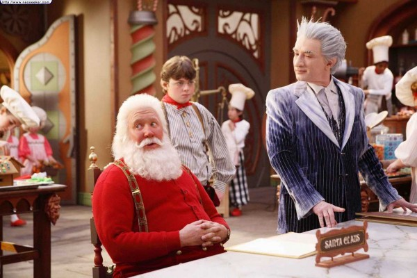 Holiday Movies:  The Santa Clause 3