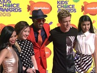 """On Set Of """"Make It Pop"""" With Nick Cannon and Dale Wibley"""