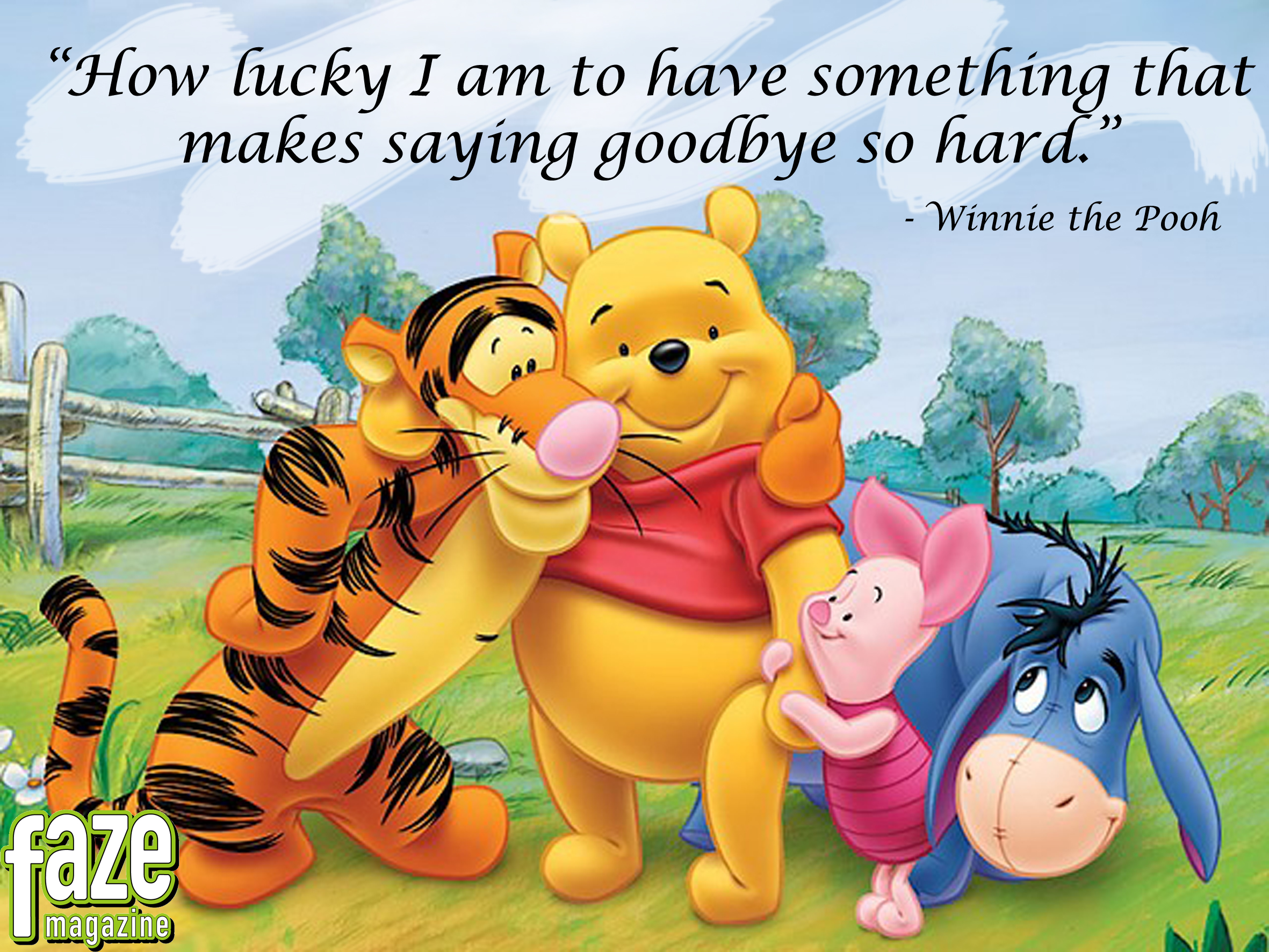 Pooh Quotes About Friendship 10 'winnie The Pooh' Quotes That'll Fill Your Heart With Love  Faze