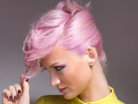 Incredibly Beautiful Examples Of Colour Dyed Pink Hair