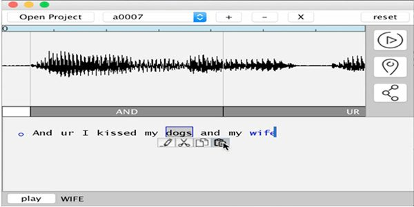 Adobe Project #VoCo Voice Editing Software