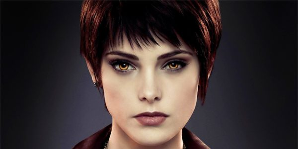 Twilight sagas eclipse review and an interview with ashley greene ashley greene eclipse twilight short hair voltagebd Images