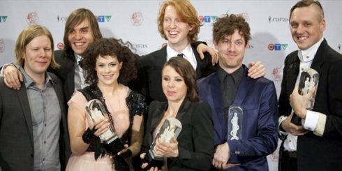Junos Arcade Fire Winners