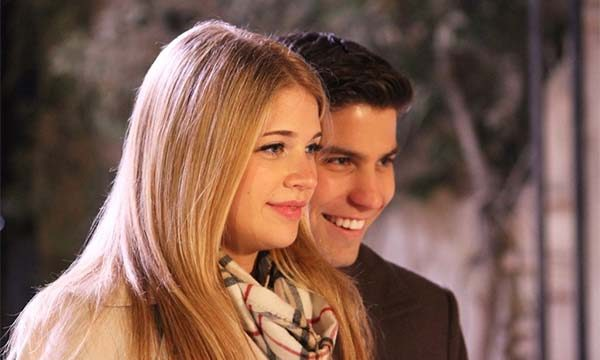 Kiss and Cry Sarah Fisher Luke Bilyk