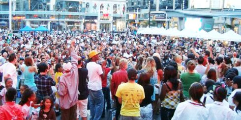 Youth Day Dundas Square