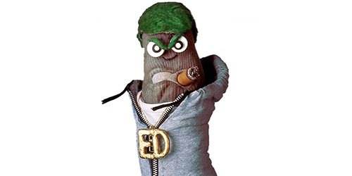 Ed The Sock