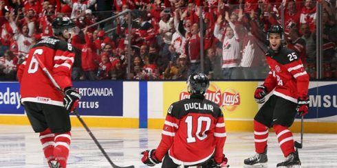 Hockey Team canada