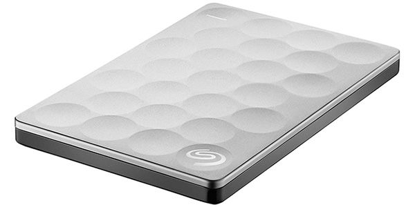 Seagate Backup Plus Ultra Slim 2TB