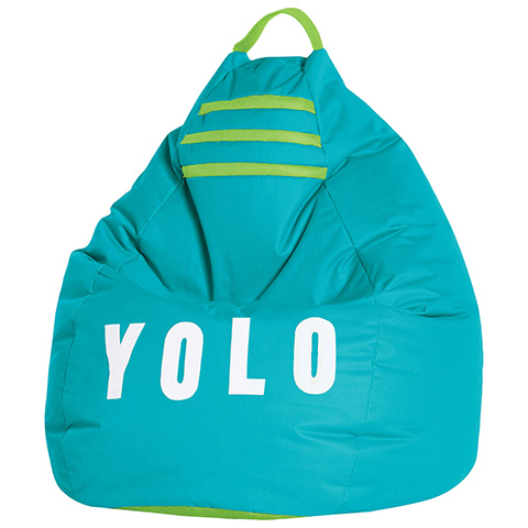 yolo bag chair