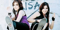The Veronicas - Twin Sisters
